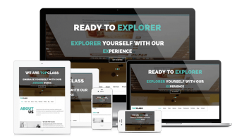 TopClass – Multipurpose Business & Corporate Theme