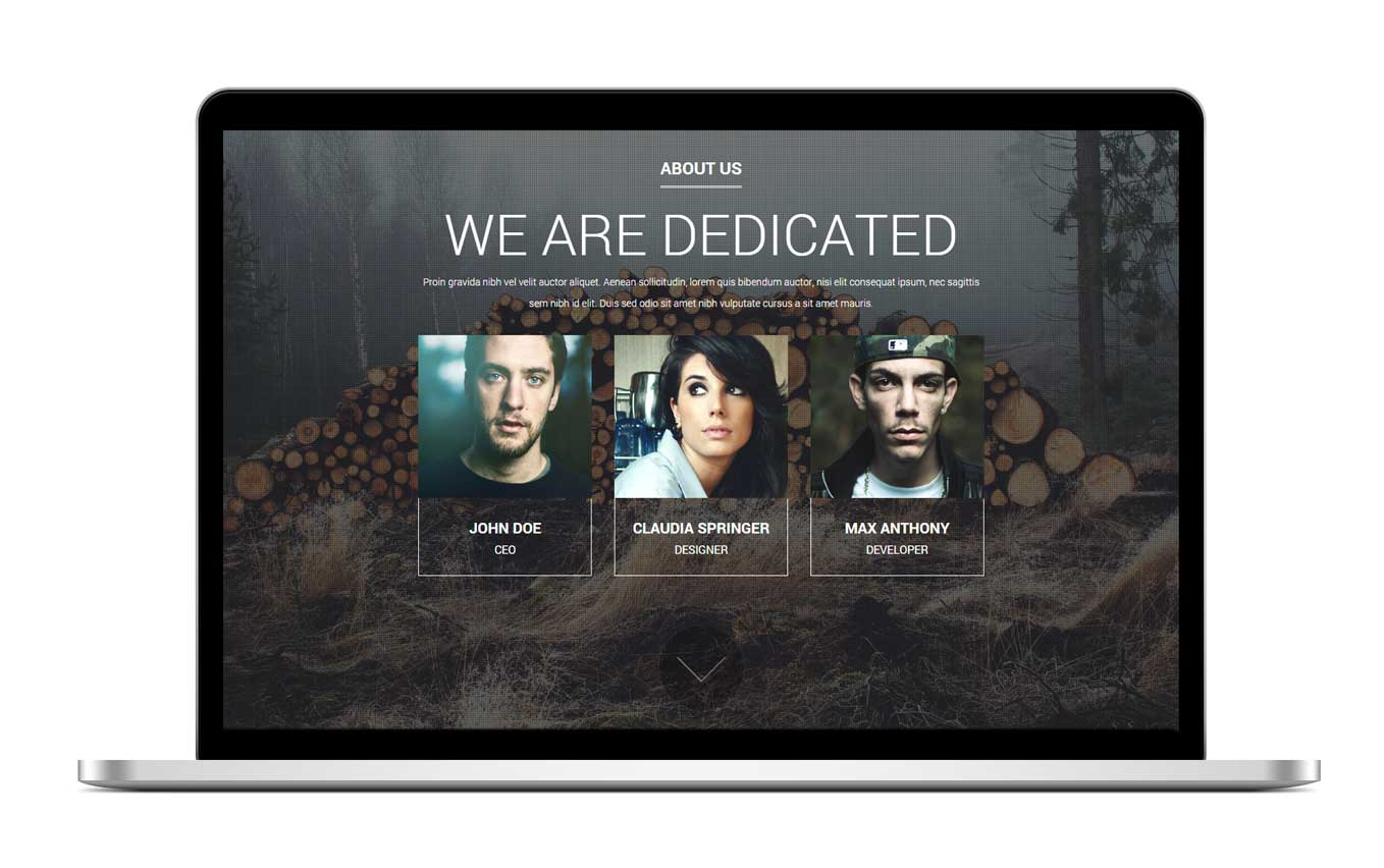 Kite Free Responsive Coming Soon HTML5 Template