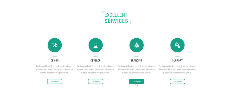Responsive Corporate and Business Template