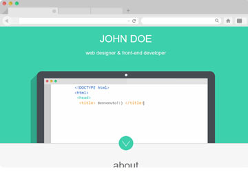 Coder Free HTML5 Template