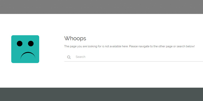 404 page error problem in WordPress