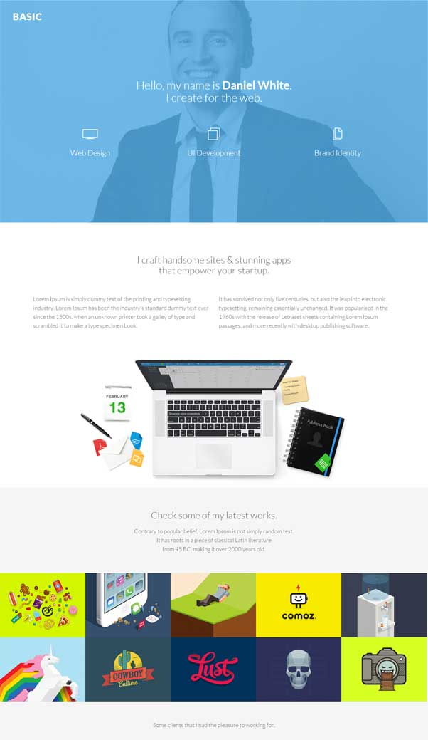 30 bootstrap website templates free download basic tie bootstrap website templates free download pronofoot35fo Choice Image