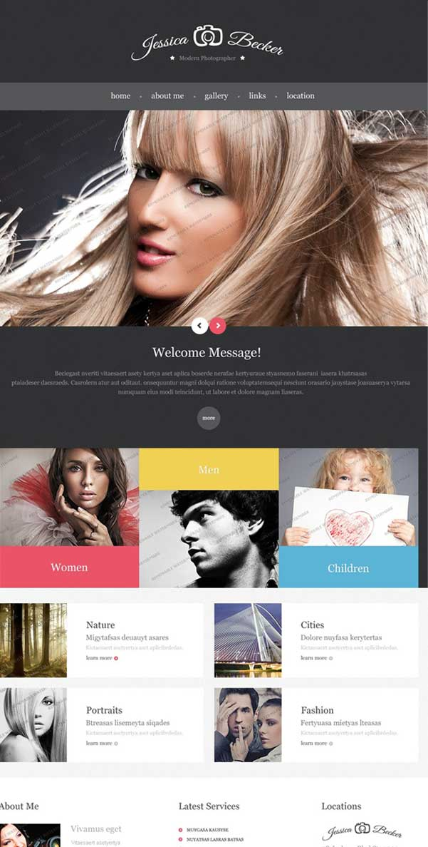 30 Bootstrap Website Templates Free Download Jewel Theme