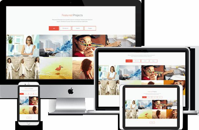 Polmo free html5 responsive template