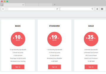 Unik Ultimate Pricing Table