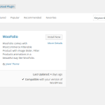 WooFolio WordPress Woocommerce Product Filter Plugin
