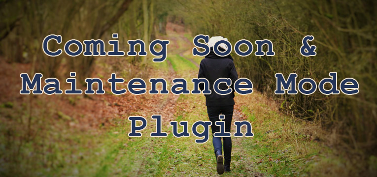 Coming Soon and Maintenance Mode Plugin