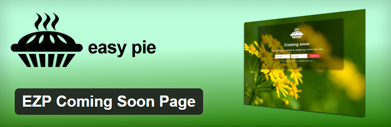 EZP Coming Soon WordPress Plugin