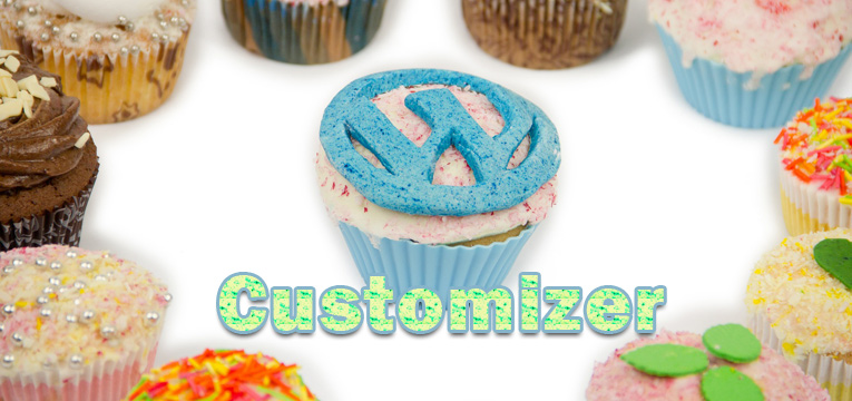 WordPress Theme Customization Feature