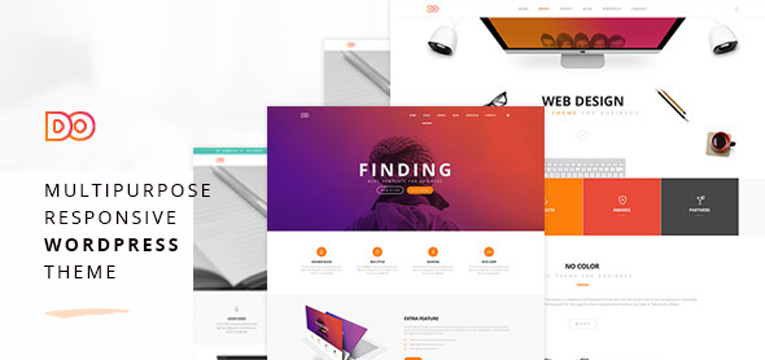 Do - Multipurpose Responsive WordPress Theme