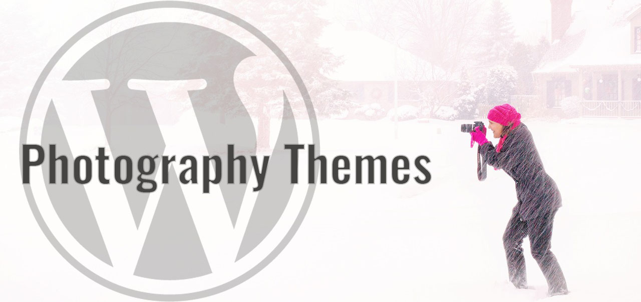 WordPress Photography Themes 2016