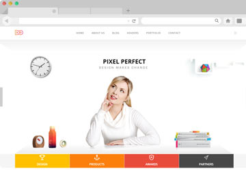 Do – Multipurpose Responsive WordPress Theme