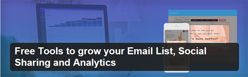Free Tools to grow your Email List