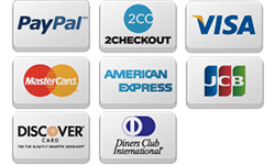 JewelTheme Accept Payment Methods - Mastercard, Paypal, 2Checkout
