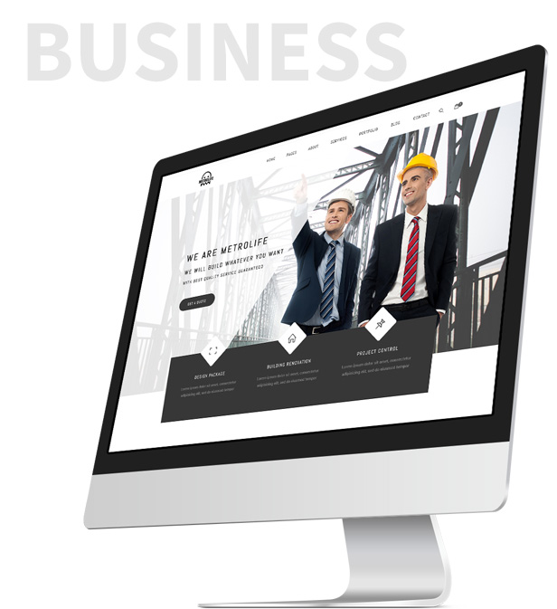 Suitable For Business Website
