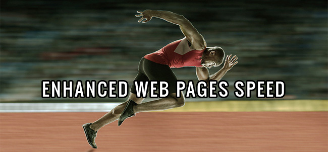 Enhanced Web Pages Speed