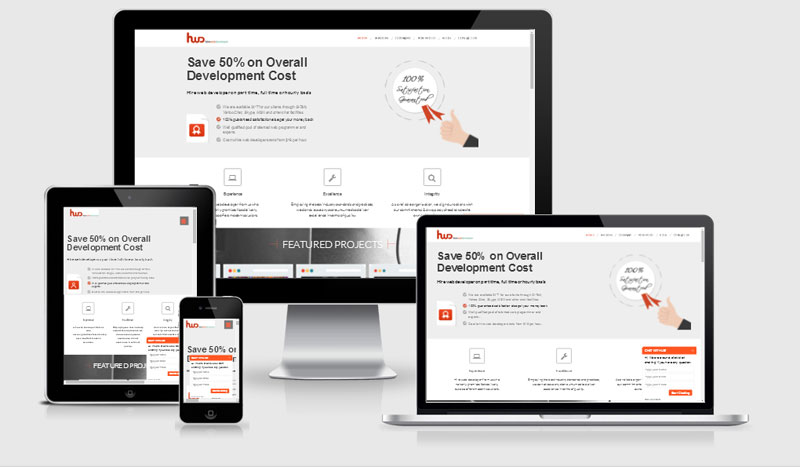 Hire Web Developer Website