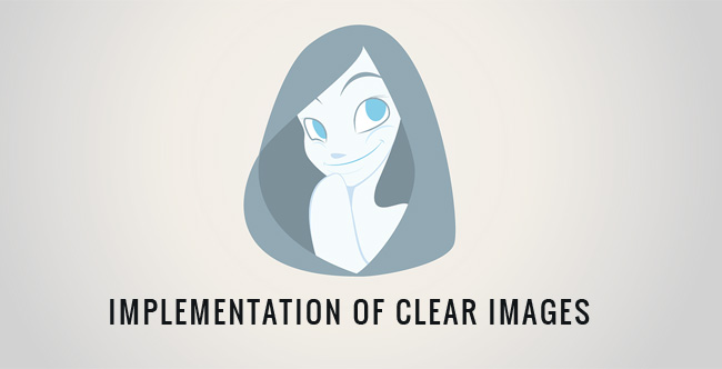 Use Minimal and Clear Images