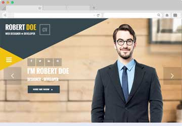 Angels – Clean & Creative Resume / vCard WordPress Theme