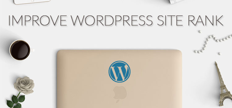 Improve WordPress Site Rank