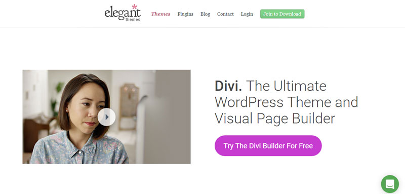 Divi Most Popular WordPress Frameworks