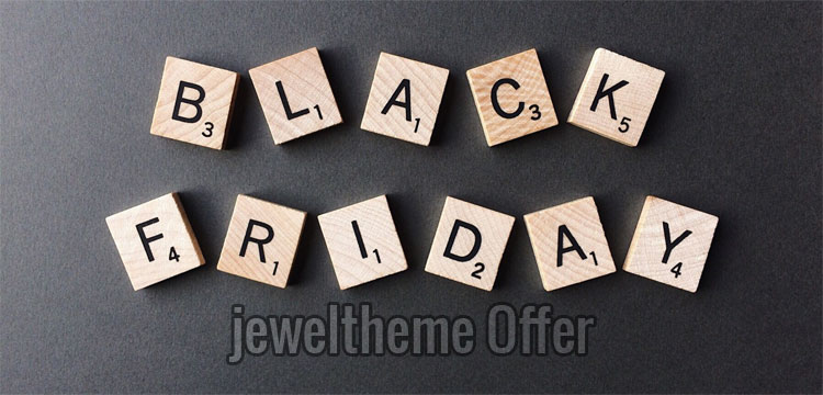 black friday jeweltheme offer