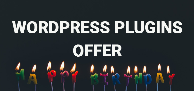 WordPress plugins Offer on Birthday