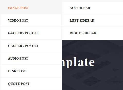 VOIX – Clean & Modern, Responsive Personal Blogging HTML5 Template