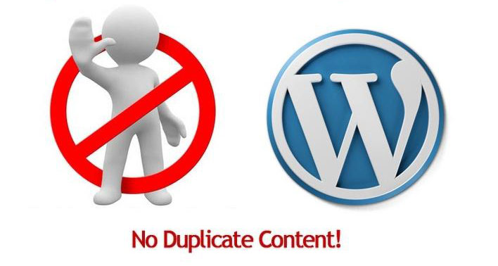 Ways To Deal With WordPress Duplicate Content