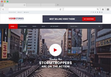 Videostories Template