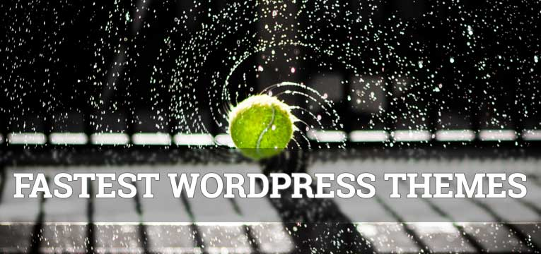 Fastest WordPress Themes