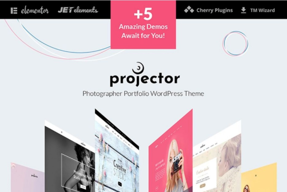 projector theme